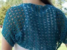 crochet shrug crochet in color shrug pattern