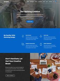 Single Page Website Templates 15 Best One Page Website Templates With Responsive