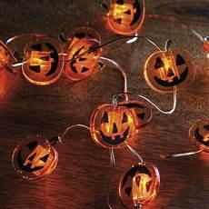 Jack O Lantern Lights Battery Jack O Lantern Pumpkin Wire Lights String Battery Operated