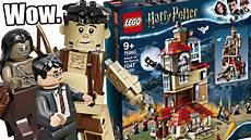 lego harry potter 2020 sets burrows dursleys oh my