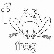 Malvorlagen Englisch Kostenlose Malvorlage Englisch Lernen Frog Zum Ausmalen