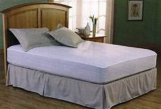 mattress cover single size fitted plastic bed
