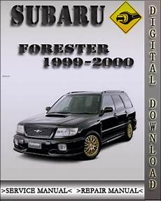 Repair Manual 2000 Subaru Forester Subaru Forester