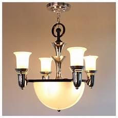 Art Deco Lighting A3073 Art Deco Chandelier Bogart Bremmer Amp Bradley