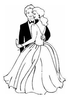 Malvorlagen Gratis Hochzeitspaar Elegantes Brautpaar Ausmalbild Malvorlage Hochzeit