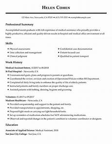 Resume The Work View 30 Samples Of Resumes By Industry Amp Experience Level