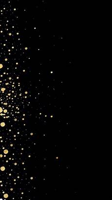 black and gold wallpaper iphone wallpaper gold dots on black iphone wallpaper themes