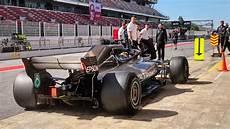 F1 Rain Light Mercedes Tests New F1 Rain Lights In Rear Wing End Plates