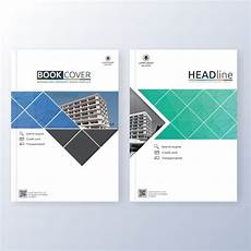 Free Book Cover Design Templates Download Book Cover Template Free Vector