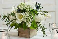 diy fresh flower centerpiece kit rustic elegance
