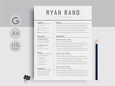 Free Cv Template Doc Google Docs Resume Template By Resume Templates On Dribbble