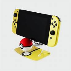 Pokeball Plus Light Colors Pok 233 Ball Plus Amp Nintendo Switch Console Stand Gaming