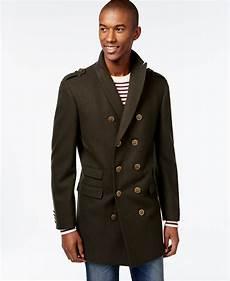 big mans breasted coats mens big and pea coats han coats