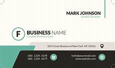 Business Card Template For Word 40 Free Business Card Templates ᐅ Template Lab