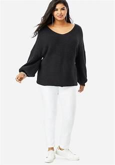 plus size sleeve tops sweaters balloon sleeve sweater plus size sweaters cardigans