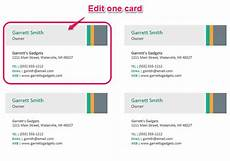 How To Make Business Cards In Word 2020 How To Make Business Cards In Microsoft Word Ehow