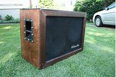 b custom cabs 2x12 guitar cabinet closed back mahogany