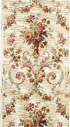 19th Century Wallpaper Designs A Collection Of Late 19th Century Wallpaper Some Embossed