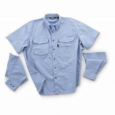 guide gear 174 outdoor zip fishing shirt 154790
