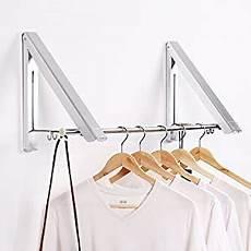 retractable clothes hanger jerrybox retractable clothes hanger racks adjustable wall