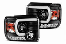 Aftermarket Headlights And Lights For Trucks Custom Headlights For Cars Amp Trucks Halo Projector Led