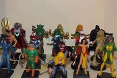 David S Eaglemoss Marvel And Dc Superhero Figurine