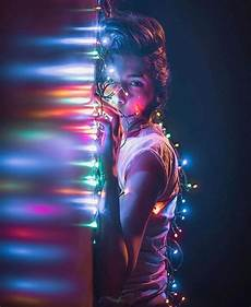 Creative Light Photography Some Twisted Christmaslights X Therealchristinalee