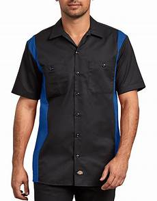 dickies sleeve work shirts for two tone sleeve work shirt mens shirts dickies