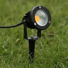 Led Garden Spike Lights 5w Garden Led Light Myledshop