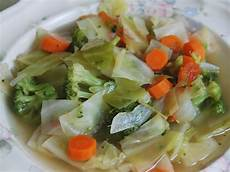 cabbage soup diet recipe variations master diet advice