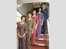 THE SINGAPORE GIRL BY SINGAPORE AIRLINES   THE VIP