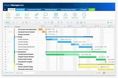 Gantt Chart Excel Software Gantt Chart Software Create A Gantt Online