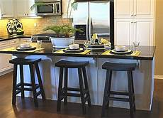 kitchen islands with seating for 2 setting up a kitchen island with seating