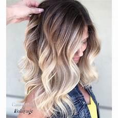 balayage gray coverage haircolor behindthechair