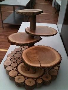 wooden wedding cake stands mary bohemian wedding ideas