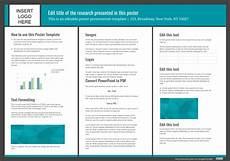 Poster Powerpoint Templates Presentation Poster Templates Free Powerpoint Templates