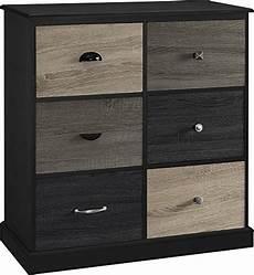 ameriwood home mercer 6 door storage cabinet