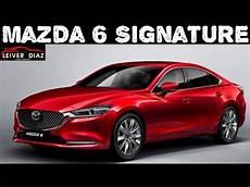 all new mazda 6 2020 nuevo mazda 6 signature 2020 un lujo de auto