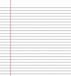 College Rule Notebook Paper College Rule Paper College Homework Help And Online Tutoring