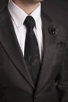 Tie Black Multicam Black Necktie