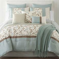 Jcpenney Bedroom Sets Home Expressions Hton 10 Pc Comforter Set Jcpenney