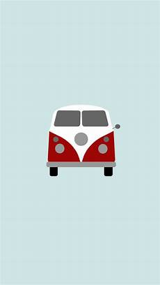 Vw Iphone Wallpaper by Vw Combi Minimal Iphone Wallpapers Mobile9 Iphone 8