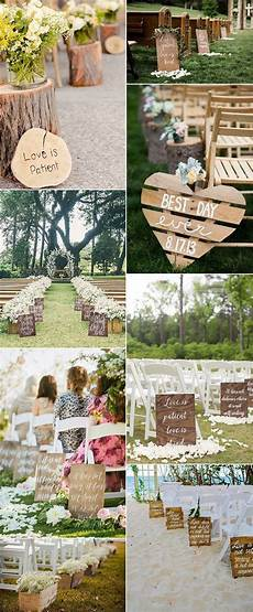 2019 wedding trends 36 perfect rustic wood themed wedding