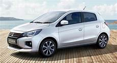 mitsubishi mirage facelift 2020 2020 mitsubishi mirage and attrage facelift launched in