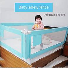 baby bed fence safety child barrier for baby crib rails