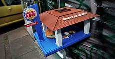 Burger King Power And Light Burger King Fly Thru Now Serving Up Fast Food For Birds