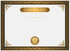 Certificates Templates Certificate Background Design Certificate Templates