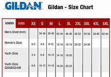 Toddler Youth Size Chart Sizing Wear Lic