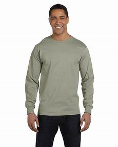 hanes beefy t sleeve new hanes 6 1 oz 100 cotton sleeve beefy t s xl t