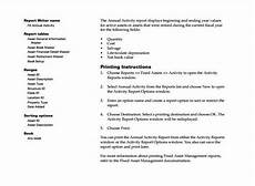 Asset Management Report Sample Management Report Template 35 Word Pdf Apple Pages